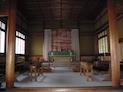 礼拝堂──神さまのお部屋