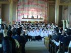 2021年3月18日(木) 卒園礼拝および保育証書授与式